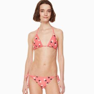 Kate Spade Laniakea String Bikini Two Piece